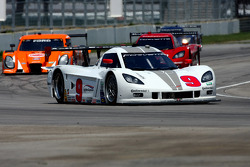 #9 Action Express Racing Chevrolet Corvette DP: Joao Barbosa,  JC France, Darren Law