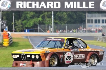 #80 BMW 3.0 CSL: franco Lembo, Jean Paul Bertrand