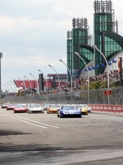 Ferrari Challenge Race 1 Start