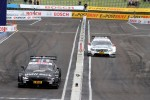 Semi Finals Jamie Green, Team HWA AMG Mercedes, AMG Mercedes against Bruno Spengler, BMW Team Schnitzer BMW M3 DTM