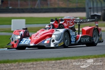 #46 Thiriet by TDS Racing Oreca 03 Nissan: Mathias Beche, Pierre Thiriet