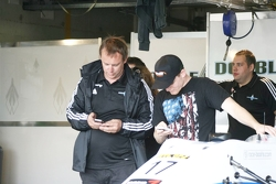 Antony Hieatt and Conor Daly