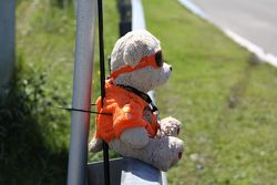 Marshals' teddybear