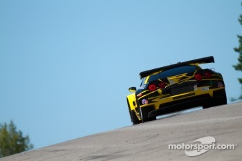 #4 Corvette Racing: Oliver Gavin, Tom Milner