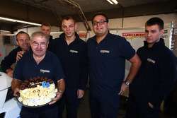 The birthday of the Wiechers-Sport member