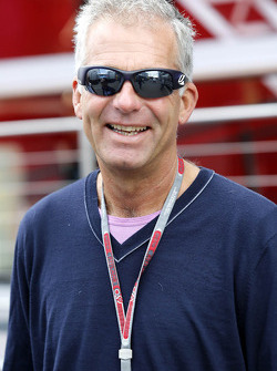 Christian Danner, Former Grand Prix Driver, RTL TV Commentator