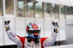 Race winner Patric Niederhauser