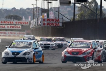 Fernando Monje, SEAT Leon WTCC, Tuenti Racing Team