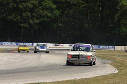 #03 1969 BMW 2002: Blake DeFoor #85 1968 Porsche 911: C.H. DeHaan