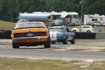 #13 1970 Ford Mustang Boss 302: Ben Peotter  