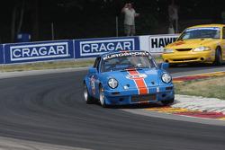 #25 1978 Porsche 911SC: Jeffery Parnell