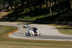 #57 1997 Porsche 993 RSR: Eric Johnson