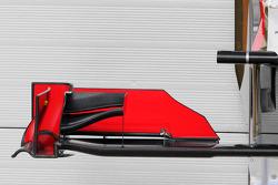 Hispania Racing F1 Team, F112 front wing detail