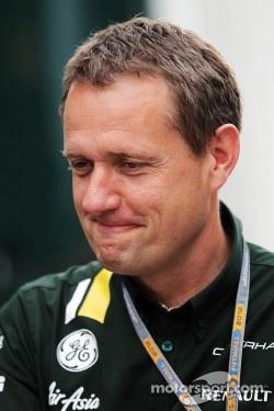 Steve Nielsen, Catherham Sporting Director