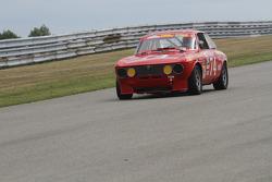 #74, 1973 Alfa Romeo GTV, Don Wannagat