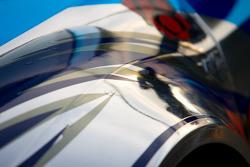 #21 Hitotsuyama Racing Audi R8 LMS car detail