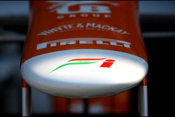 Sahara Force India Formula One Team front wing