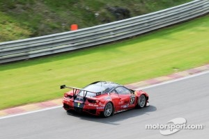 #57 Vita4One Team Italy Ferrari 458 Italia: Eugenio Amos, Giacomo Petrobelli, Alessandro Bonacini, Jonathan Hirschi