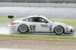 #59 Brumos Racing Porsche GT3 Cup: Leh Keen, Andrew Davis