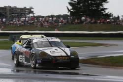 #66 TRG Porsche GT3: Ben Keating, Jörg Bergmeister