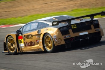 #86 JLOC Lamborghini Gallardo RG-3: Junichiro Yamashita, Matsuda Hideshi