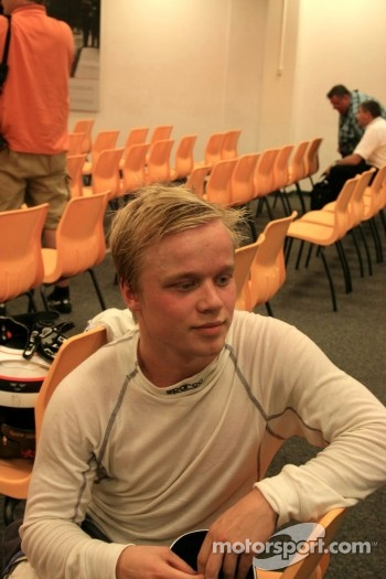 Felix Rosenqvist