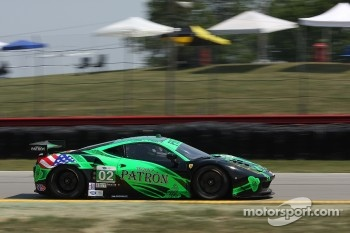 #02 Extreme Speed Motorsports Ferrari F458: Ed Brown, Guy Cosmo