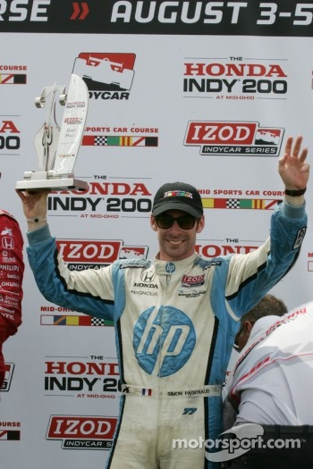 Simon Pagenaud, Schmidt Hamilton Motorsports Honda