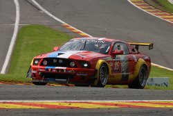 #85 Racing Adventures Ford Mustang: Raphaël van der Straten, Nicolas de Crem, Jose Close, Wolfgang Haugg