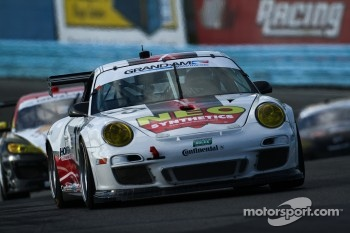 Eric Foss starts P3 GT Class #73 Horton Autosports