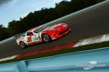 # 31 Marsh Racing Whelen Engineering Chevrolet Corvette: Eric Curran, Boris Said