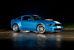 One of a kind 850hp Ford Mustang