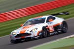 #98 Aston Martin Racing Aston Martin Vantage V8: Roald Goethe, Stuart Hall