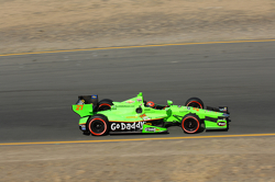 James Hinchcliffe, Team GoDaddy.com Andretti Autosport Chevrolet