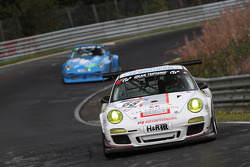 #68 Car Collection Motorsport Porsche GT3 Cup: Bernd Jung, Andreas Ziegler, Michael Heimrich