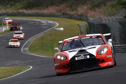 #195 Vulkan-Racing Mintgen Motorsport Ginetta G50 GT4: Hendrik Still, David Sigacev