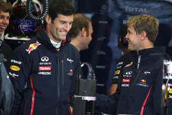 Mark Webber, Red Bull Racing and s