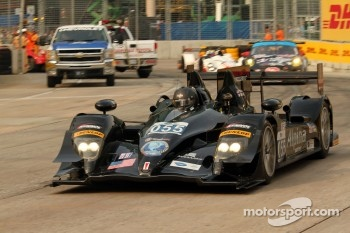 #055 Level 5 Motorsports: Scott Tucker, Christophe Bouchut