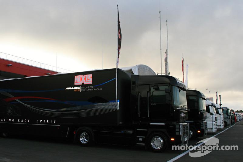 Hexis Racing truck