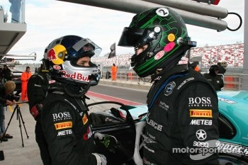 Mathias Lauda and Nicolaus Mayr-Melnhof
