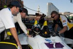 #7 Merchant Services Racing Oreca FLM09: Lucas Downs, Matt Downs, Antonio Downs
