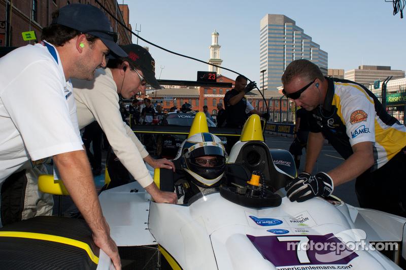#7 Merchant Services Racing Oreca FLM09: Lucas Downs, Matt Downs, Antonio Downs
