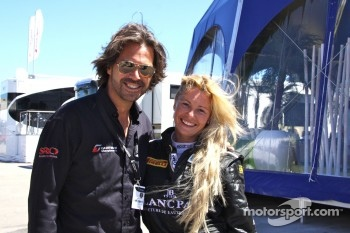 Stéphane Ratel and Natalia Freidina