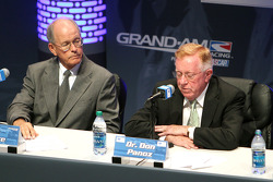 Jim France and Don Panoz