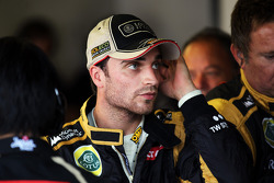 Jerome d'Ambrosio, Lotus F1 Team