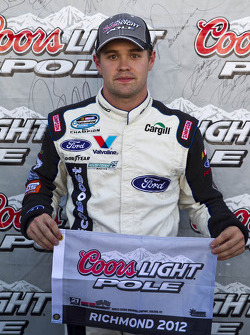 Pole winner Ricky Stenhouse Jr.