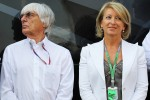 Bernie Ecclestone, CEO Formula One Group,