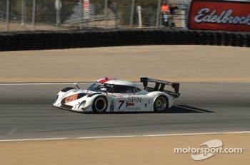 #7 Starworks Motorsport Ford Riley: Colin Braun, Scott Mayer,