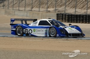 #60 Michael Shank Racing With Curb-Agajanian Ford Riley: Oswaldo Negri, John Pew