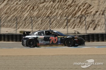 #70 SpeedSource MazdaSpeeed Modspace Castrol Mazda Rx-8: Jonathan Bomarito, Sylvain Tremblay